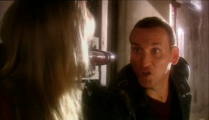 The Ninth Doctor and Rose Tyler