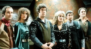 Cast of Blake's 7, Series A