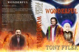 The cover art for Wonderful.