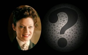 Michelle Gomez as Missy.