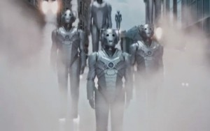 Cybermen take off