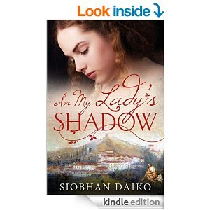 The cover of In My Lady's Shadow.