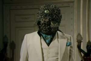 Scaroth in his white suit