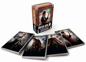 The Doctor Who 50th Anniversary Box Set