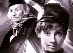 The First Doctor and Susan
