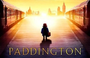 Poster for the new Paddington movie