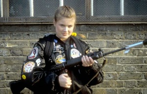Sophie Aldred's Ace.