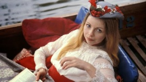 Lalla Ward as the second Romana