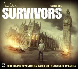 The cover of Survivors, Volume 1