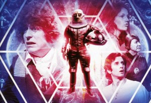The cover from The Invasion of Time DVD