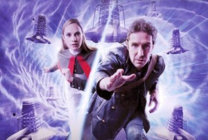 The Eighth Doctor on Big Finish