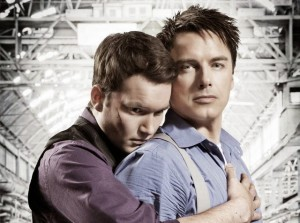 Captain Jack and Ianto