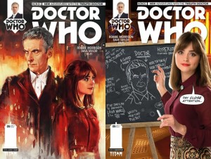 Covers of The Twelfth Doctor #5