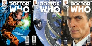 The Twelfth Doctor in Titan Comics