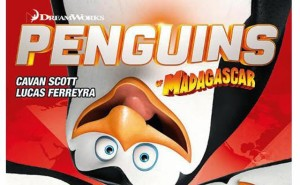 Penguins of Madagascar #4 cover