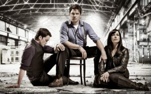 The Torchwood team from Children of Earth.
