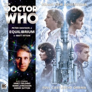 The cover for the CD of Equilibrium.