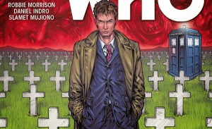 The Tenth Doctor #9