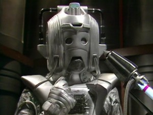 The return of the Cybermen saw them looking brand new.