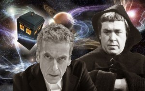 The Twelfth Doctor and the Meddling Monk