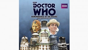 Cover art from Remembrance of the Daleks.